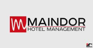 Логотип MAINDOR Hotel Management